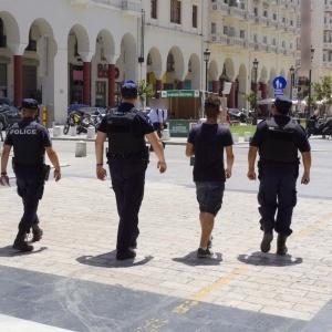 Τα αποτελέσματα των περιπολιών της ΓΑΔΘ στη Θεσσαλονίκη