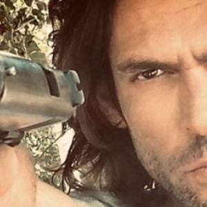Ο Γιάννης Σπαλιάρας στη σειρά του Netflix El Senor de Los Cielos
