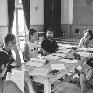 Ξεκίνησαν οι πρόβες για την παράσταση «Μόλλυ Σουήνυ» του Μπράιαν Φρίελ