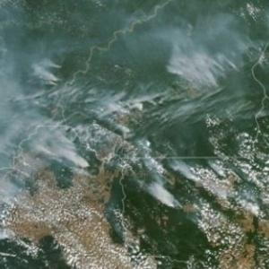 Παγκόσμιο σοκ για την λαίλαπα φωτιάς στον Αμαζόνειο