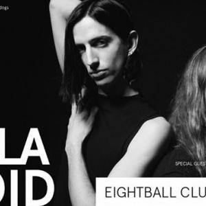 Οι Föllakzoid live στο Eightball Club