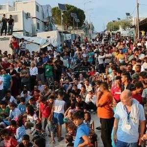 Μόρια: 15χρονος πρόσφυγας σκότωσε συνομήλικό του