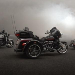 Νέα μοντέλα & τεχνολογίες από τη Harley-Davidson