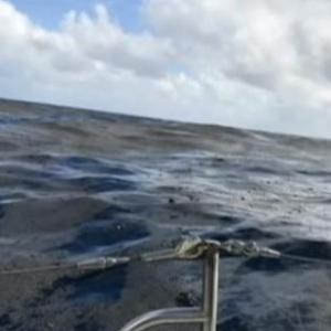 Τεράστια έκταση στον Ειρηνικό Ωκεανό καλύφθηκε από πέτρες
