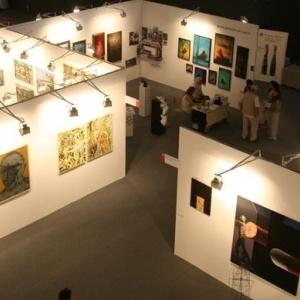 Γκαλερί από την Ελλάδα και το εξωτερικό στην Art-Athina