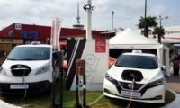 Τα Nissan e-NV200 Evalia LEAF στη Διεθνή Έκθεση Θεσσαλονίκης