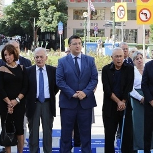 Ο  Α.Τζιτζικώστας στις εκδηλώσεις για την Ημέρα  της Γενοκτονίας των Ελλήνων της Μικράς Ασίας