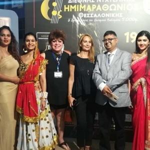 """Οι 172 φιναλίστ του διαγωνισμού ομορφιάς """"Mrs. India Worldwide 2019"""" στη Θεσσαλονίκη"""