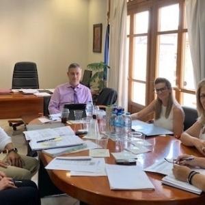 Επίσκεψη Γ.Γ. Υπηρεσιών Υγείας Ιωάννη Κωτσιόπουλου στη Θεσσαλονίκη