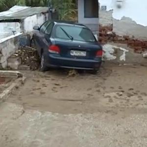 Μεγάλες καταστροφές στην Ευκαρπία από την κακοκαιρία