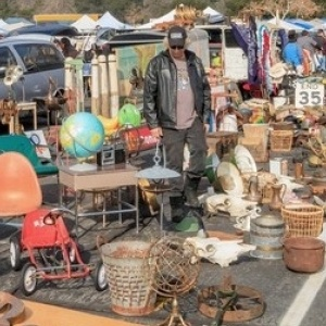 Flea Market  & Street Food