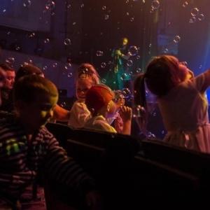 Underwater Bubble Show: Για πρώτη φορά στην Ελλάδα