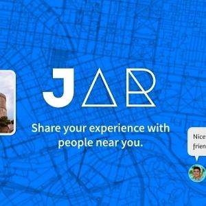 Μοιράσου τις εμπειρίες σου με αυτούς που είναι κοντά σου με το Jar!