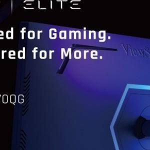Η ViewSonic παρουσιάζει τις νέες gaming οθόνες ViewSonic® ELITE