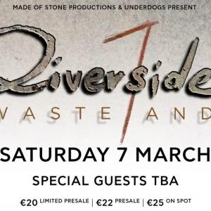 Riverside live στο Principal Club Theater