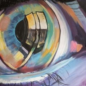 Έκθεση ζωγραφικής της Irantzu Lekue: