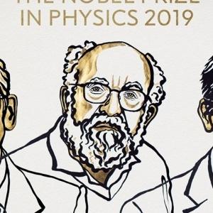 Απονεμήθηκαν  τα βραβεία Νόμπελ Φυσικής