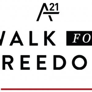 1o Walk For Freedom στην Θέρμη!