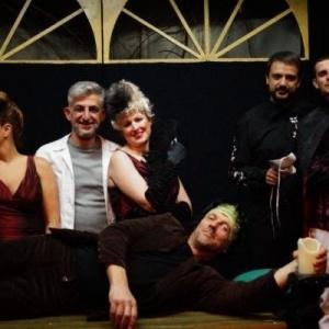 «Frankenstein giaklamata» στο Θέατρο Ταξίδι Ονείρου