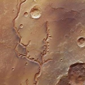 Τα μεγάλα ποτάμια του πλανήτη Άρη απαθανάτισε το Mars Express