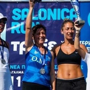 Με άρωμα ..γυναίκας ολοκληρώθηκε το Salonica Run