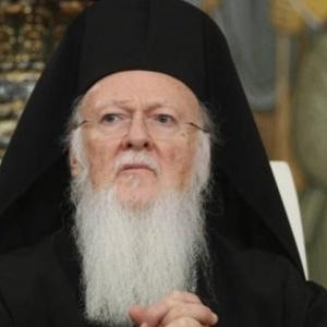 Ο Οικουμενικός Πατριάρχης Βαρθολομαίος στη Θεσσαλονίκη