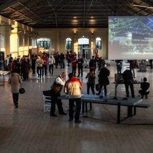 Freiraum: πλήθος δράσεων για την κατάσταση της ελευθερίας στις Ευρωπαϊκές πόλεις