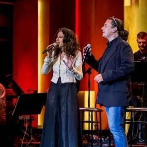 Ελευθερία Αρβανιτάκη - Γιάννης Κότσιρας στο Stage