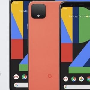 Google Pixel 4 και Google Pixel 4 XL