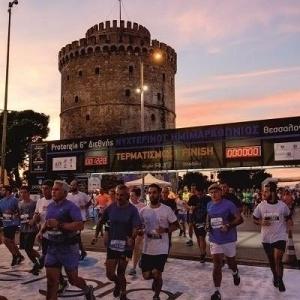 Κορυφαία ονόματα στο Νυχτερινό Ημιμαραθώνιο της Θεσσαλονίκης