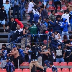 Δεκάδες τραυματίες σε αγώνα ποδοσφαίρου στο Μεξικό