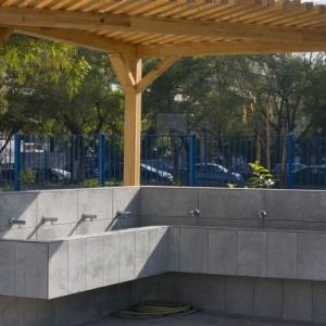 Ολοκληρώθηκαν εργασίες ανάπλασης σε σχολεία του Δήμου Αμπελοκήπων-Μενεμένης