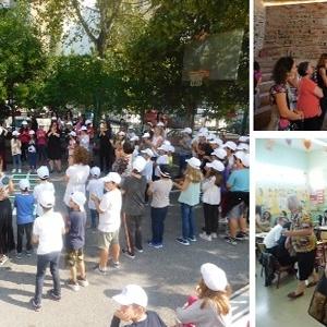 Επίσκεψη ευρωπαίων εκπαιδευτικών στο 37ο Δημοτικό Σχολείο Θεσσαλονίκης