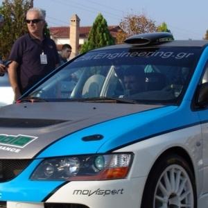 Τα αποτελέσματα του 48ου Rally Sprint Θερμαϊκού