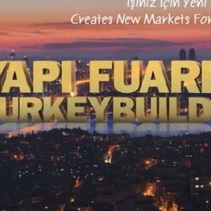 43η έκθεση YAPI – TURKEYBUILD στην Κωνσταντινούπολη
