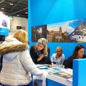 Η Περιφέρεια Κεντρικής Μακεδονίας στη Διεθνή Έκθεση Τουρισμού World Travel Market