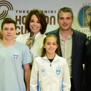 Ξεκινάει το 2ο  Horizon Cup ενόργανης γυμναστικής