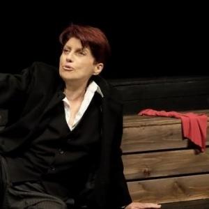 H παράσταση «Μαγιακόφσκι» στο θέατρο «Βαφείο»