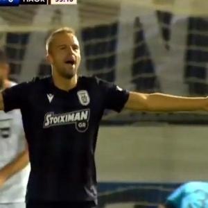 ΟΦΗ - ΠΑΟΚ 0-1