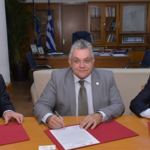 Υπογραφή Συμφώνου Συνεργασίας για τη διδασκαλία Πολωνικής Γλώσσας στο ΑΠΘ