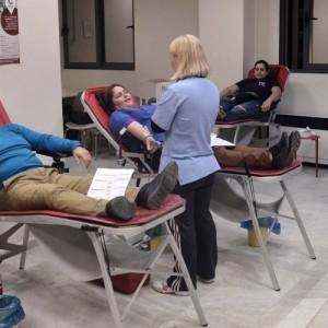 Νεάπολη: Δεκάδες νέοι αιμοδότες στο κίνημα εθελοντών