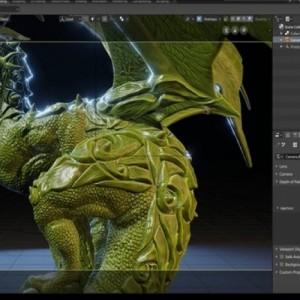 Σεμινάρια 3D printing με Cura και Ultimaker & Blender