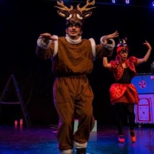 «Ο Δαγκωμένος Κουραμπιές του Άι Βασίλη» στο Θέατρο Σοφούλη