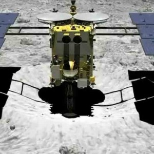Το ιαπωνικό διαστημικό σκάφος  Hayabusa2  επιστρέφει στη Γη
