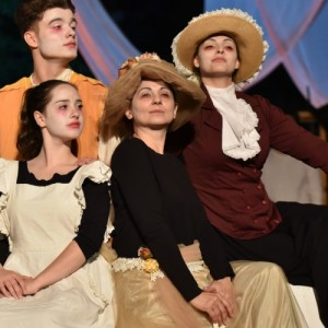 «Το μεγάλο μας Τσίρκο» - Μία θεατρική παράσταση με κοινωνικό σκοπό