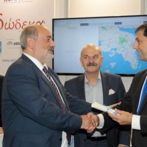 Για την προσφορά του στον Τουρισμό τιμήθηκε ο Μ. Ζορπίδης
