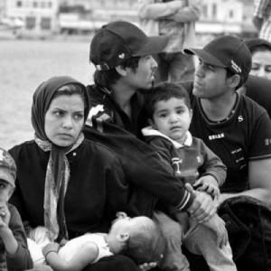 Εκδήλωση αλληλεγγύης στους πρόσφυγες στο χώρο του Πολυτεχνείου του ΑΠΘ