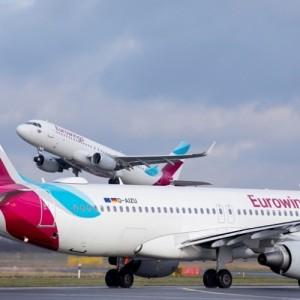 Eurowings: Αύξηση των πτήσεων για Θεσσαλονίκη από το Αμβούργο