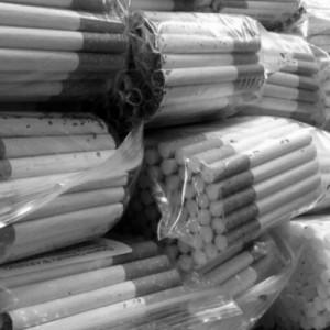 Κατάσχεση λαθραίων τσιγάρων από την  Διεύθυνση Ασφάλειας Θεσσαλονίκης