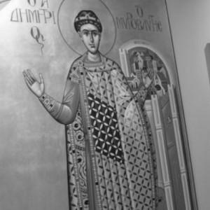 Παράταση της έκθεσης «Σύγχρονες όψεις του Αγίου Δημητρίου στη Θεσσαλονίκη»